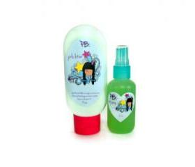 Tween Girls Watermelon Spray and Lotion Set