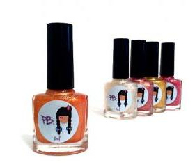 Orange You Sweet Sparkle Tween Nail Polish